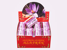 SPECIAL OFFER - Boxes of 40 0.5g saffron units.