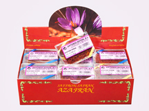 SPECIAL OFFER - Boxes of 24 2g saffron units.